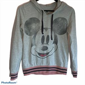 Disney Parks Mickey Mouse Hoodie XS